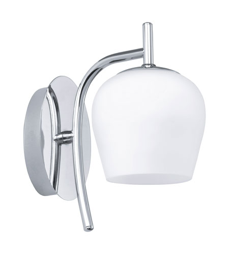 Eglo Lighting Carda 1 Light Wall Sconce in Chrome 91574A photo