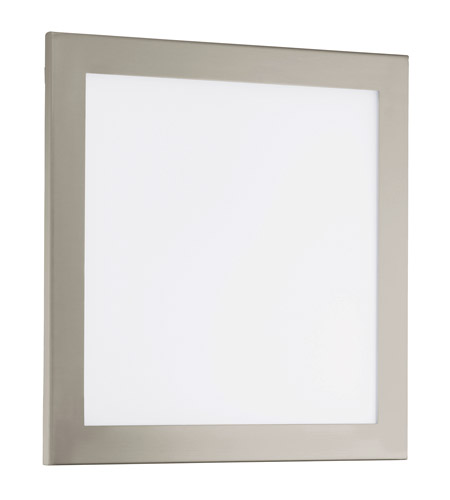 Eglo 91684A LED Auriga LED 15 inch Matte Nickel Wall/Ceiling Light Wall Light photo
