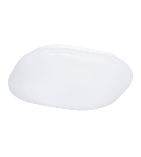 Eglo White Beramo Flush Mounts
