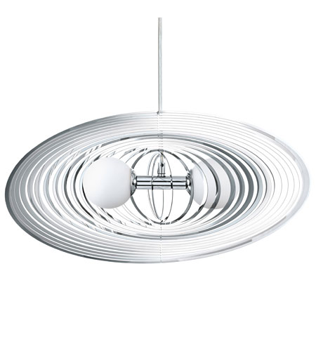 Eglo 92292A Omano 2 Light 11 inch Chrome Pendant Ceiling Light -> Lampadario Led Cucina Moderna