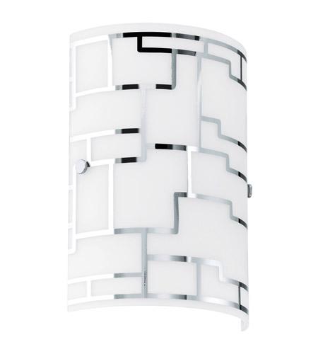 Eglo 92564A Bayman 1 Light 7 Inch Chrome Wall Sconce Wall Light Photo