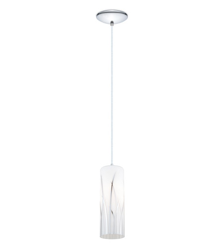 Eglo 92739A Rivato 1 Light 4 inch Chrome Pendant Ceiling Light  photo