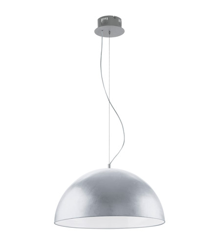Eglo 92955a gaetano led 21 inch silver pendant ceiling light eglo 92955a gaetano led 21 inch silver pendant ceiling light photo mozeypictures Images