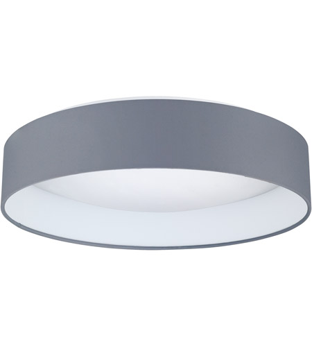 Eglo 93396A Palomaro LED 16 inch Flush Mount Ceiling Light photo