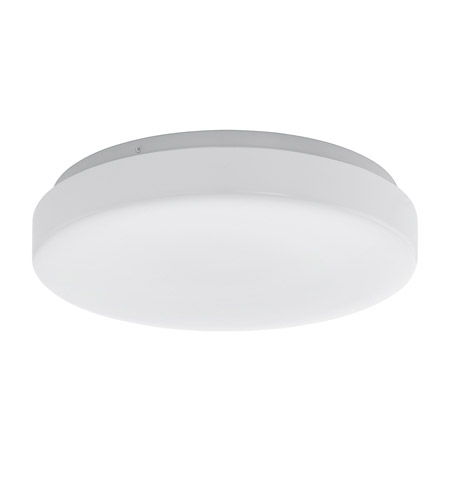 Eglo 93639A Beramo LED 11 inch White Flush Mount Ceiling Light photo