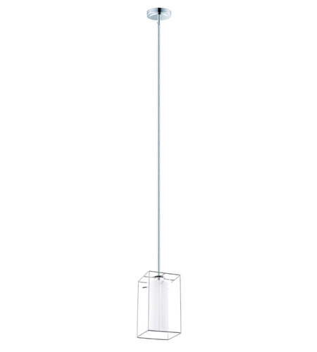 Eglo 94377A Loncino I 1 Light 6 inch Chrome Mini Pendant Ceiling Light photo