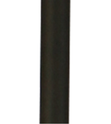 Eglo ET2980 Down Rod Matte Black Fan Downrod photo