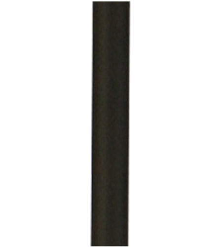 Eglo ET2984 Down Rod Matte Black Fan Downrod photo