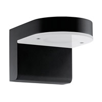 Eglo Jalon 2 Light Outdoor Wall Light in Black 200026A