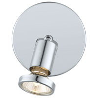 Eglo 200397A Buzz 1 Light 120V Chrome Track Light Ceiling Light