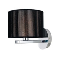 Eglo Fabienne 1 Light Wall Light in Chrome 20103A