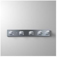 Eglo 31914 Frades DEL 2x3 murale éclairage de chrome verre 25 cm 2 brûleurs 3 W 1020 LM couvertures-U