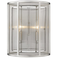 Eglo 202815A Verona 2 Light 5 inch Steel Wall Sconce Wall Light