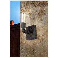 Eglo 202853A Wymer 1 Light 5 inch Zinc Wall Sconce Wall Light alternative photo thumbnail