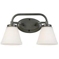 Steel Mayview Bathroom Vanity Lights
