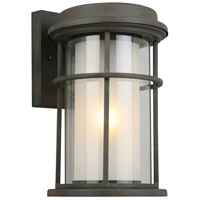 Helendale 1 Light 13 inch Zinc Outdoor Wall Light