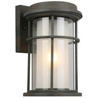 Eglo 203025A Helendale 1 Light 13 inch Zinc Outdoor Wall Light