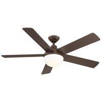 Eglo 203237A Tulum 52 inch Bronze with Bronze Plywood Blades Ceiling Fan