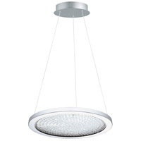 Eglo 203453A Arezzo 3 LED 18 inch Chrome LED Pendant Ceiling Light