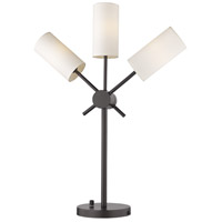 Eglo 203478A Willsboro 27 inch 25 watt Bronze Table Lamp Portable Light