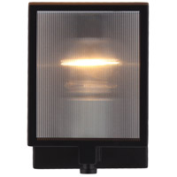 Eglo 203727A Henessy 1 Light 5 inch Black and Brushed Nickel Wall Sconce Wall Light