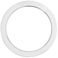 Eglo 203764 Trago 9 Chrome Magnetic Trim, for Trago 9 Flush Mount 203646A