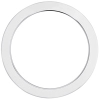 Eglo 203897 Trago 5 Chrome Magnetic Trim for Trago 5 Flush Mount 203674A