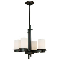 Eglo 203973A Vlacker 4 Light 19 inch Oil Rubbed Bronze Chandelier Ceiling Light