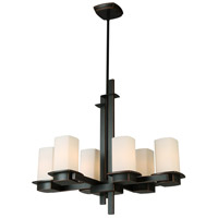 Eglo 203975A Vlacker 6 Light 26 inch Oil Rubbed Bronze Chandelier Ceiling Light