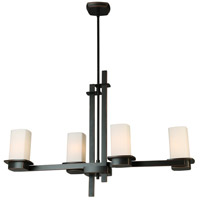 Eglo 203977A Vlacker 4 Light 35 inch Oil Rubbed Bronze Linear Pendant Ceiling Light