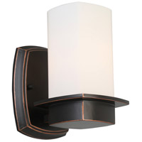 Eglo 203984A Vlacker 1 Light 6 inch Oil Rubbed Bronze Wall Sconce Wall Light