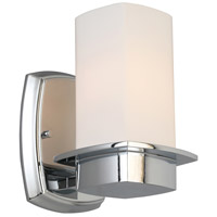 Eglo 203985A Vlacker 1 Light 6 inch Chrome Wall Sconce Wall Light