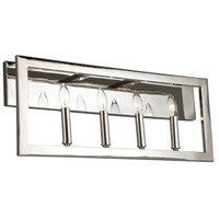 Steel Jordan Bathroom Vanity Lights