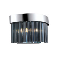 Eglo Lighting Faenza 2 Light Wall Light in Chrome 20708A