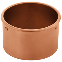 Eglo 62572 Tortoreto Copper Optional Baffle, for 62547A, 62548A, 62544A, 62545A