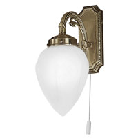 Eglo Imperial 1 Light Wall Sconce in Burnished Bronze 82744A