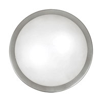 Eglo 82941A Planet 2 Light 15 inch Matte Nickel Wall Light alternative photo thumbnail