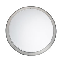 Eglo Lighting Planet 1 Light Wall Light in Matte Nickel 82942A alternative photo thumbnail