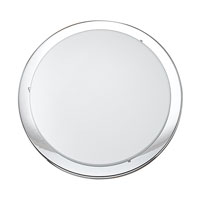 Eglo Planet 2 Light Wall Light in Chrome 82944A alternative photo thumbnail