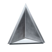 Eglo Lighting Trigo 1 Light Outdoor Wall Light in Anthracite 83758A