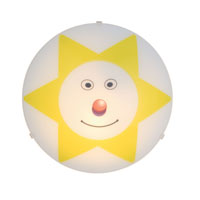 Junior 1 Light multicolore ceiling Ceiling Light