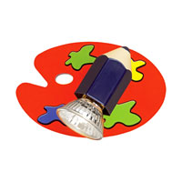 Eglo Jolly 1 Light Wall Light 87353A