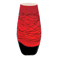 Eglo EMPORI black/red Table Lamps 87704A