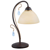 Eglo Genua brown-gold/champagner Table Lamp 88504A