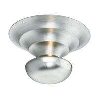 Eglo Drim 2 Light Flush Mount in BrushedAluminum 88898A