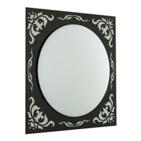 Scalea 2 Light 15 inch Printed Black Wall Light
