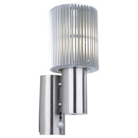 Eglo Maronello 1 Light Outdoor Wall Light in Aluminum 89573A