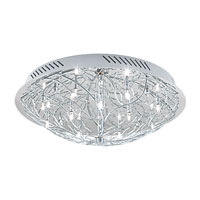 Eglo Lighting Cromer 12 Light Ceiling Light in Chrome 90148A