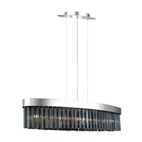 Eglo Lighting Faenza 7 Light Chandelier in Chrome 90412A