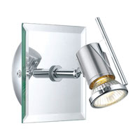 Eglo Lighting Tamara 1 Light Wall Spot in Chrome 90684A